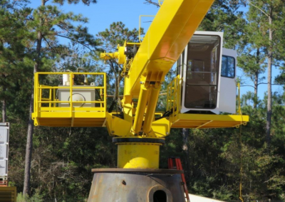 Retrofit, Upgrade of 15 Ton Crane